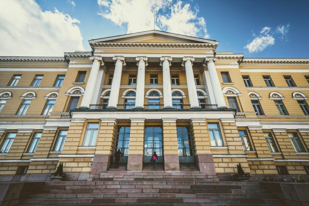 QS university ranking rates Finland in the top 1% of the world's best
